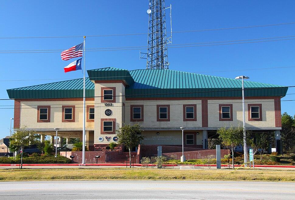 Galveston County Office of Emergency Management & Houston-Galveston National Weather Service Building