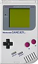 The original Game Boy.