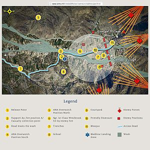 Battle Of Ganjgal Wikipedia