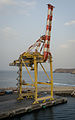 Gantry Crane No 5., Port Sultan Qaboos 20120408 1.jpg