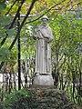 Garden of the Franciscan monastery in Katowice Panewniki 030.JPG