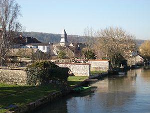 Garennes-sur-Eure - Image: Garennes sur eure