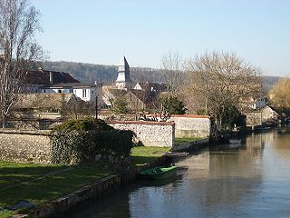 Garennes-sur-Eure Commune in Normandy, France