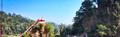 Garjiya Devi Temple on the banks of Kosi River.png