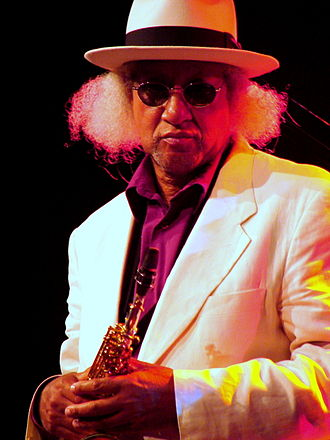 Gary Bartz - Gary Bartz with McCoy Tyner, at the North Sea Jazz Festival, Rotterdam, 2007