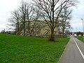 Gasholder, Iffley Road, Swindon - geograph.org.uk - 323249.jpg