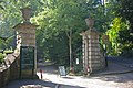 Gates to Prior Park - geograph.org.uk - 978712.jpg