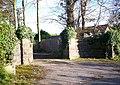 Gateway into Llanteglos, Llanteg - geograph.org.uk - 1031779.jpg