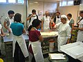 Gathered round the dough (5959553972).jpg