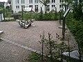 Gedenkstätte am Ort des ehemaligen KZ-Außenlagers Drägerwerk (Hamburg-Tonndorf).jpg