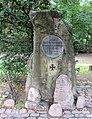 Gedenkstein Clayallee 91 (Dahl) Garde-Schützen Bataillon.jpg