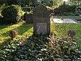 Gedenkstein Kapp-Putsch, Kommunalfriedhof Heven 2.jpg