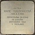 Gedenkstein für Marie Tugendhatova (Brno).jpg
