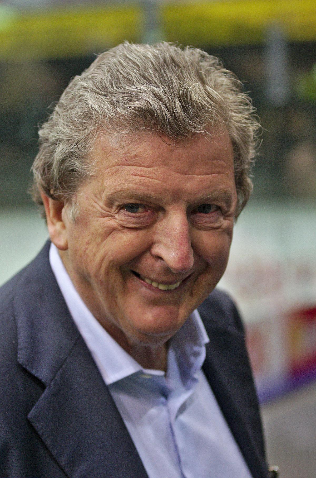 Roy Hodgson - Wikipedia