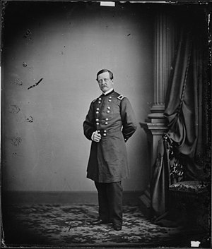 3rd New York Volunteer Cavalry - James H. Van Allen, commander of the 3rd New York Volunteer Cavalry.