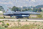 General Dynamics F-16C '15133' (31043235183).jpg