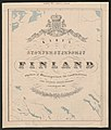 General map of the Grand Duchy of Finland 1863 Sheet B1.jpg