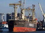 Genius Star VIII (ship, 2007) - IMO 9379868, Port of Antwerp pic1.JPG