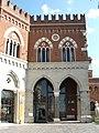 Genova-Castello d'Albertis-ingresso al museo.jpg