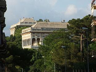 Villa saluzzo bombrini wikipedia - Il giardino di albaro ...