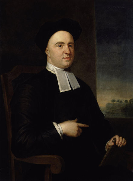 George Berkeley is credited with the development of subjective idealism. George Berkeley by John Smibert.jpg
