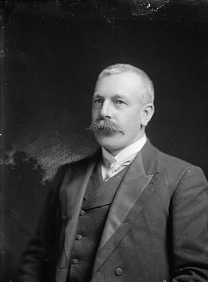 Minister of Health (New Zealand) - Image: George Fowlds, ca 1910