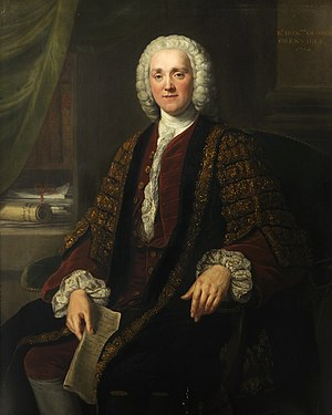 George Grenville - Image: George Grenville (1712–1770) by William Hoare (1707 1792)