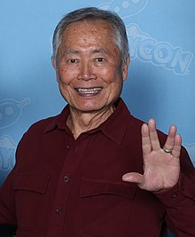 George Takei Photo Op GalaxyCon Minneapolis 2019.jpg