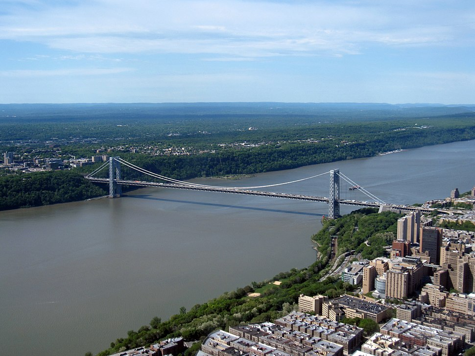 George Washington Bridge 001