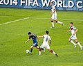 Germany and Argentina face off in the final of the World Cup 2014 -2014-07-13 (33).jpg