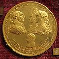 Geronimo antonio gil, med. di carlo III di borbone re di spagna, 1785, oro.JPG
