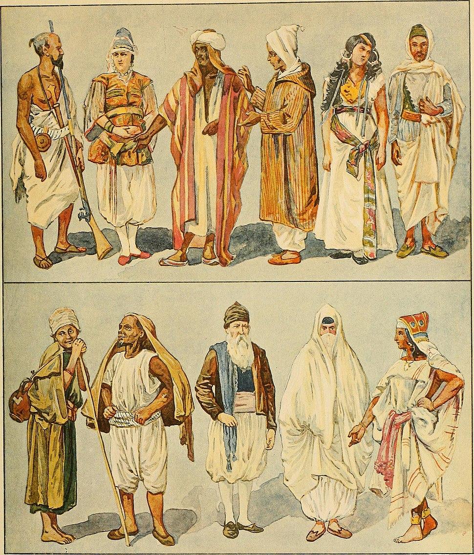 Geschichte des Kostüms (1905) (14580573400)