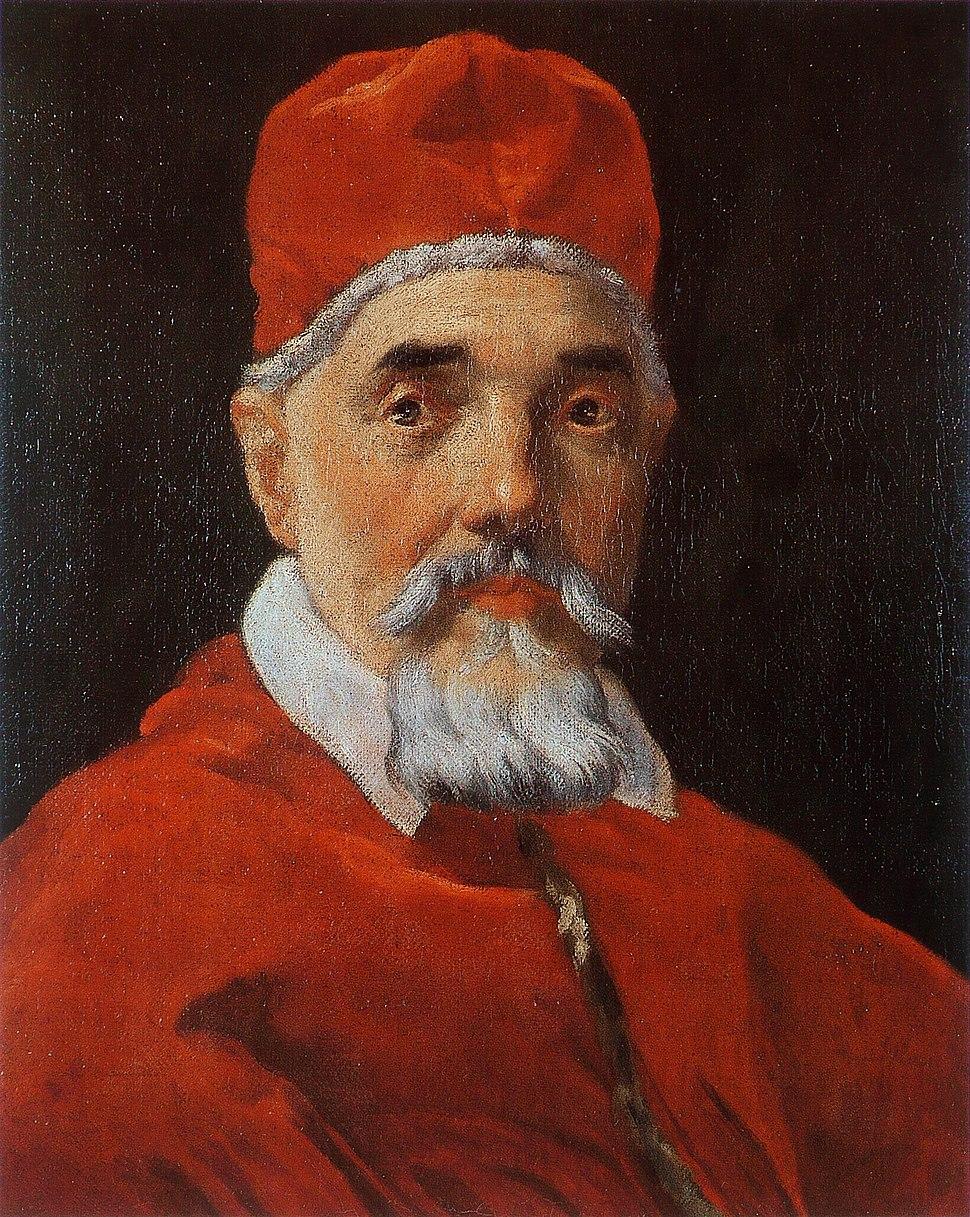 Gian Lorenzo Bernini - Portrait d'Urbain VIII