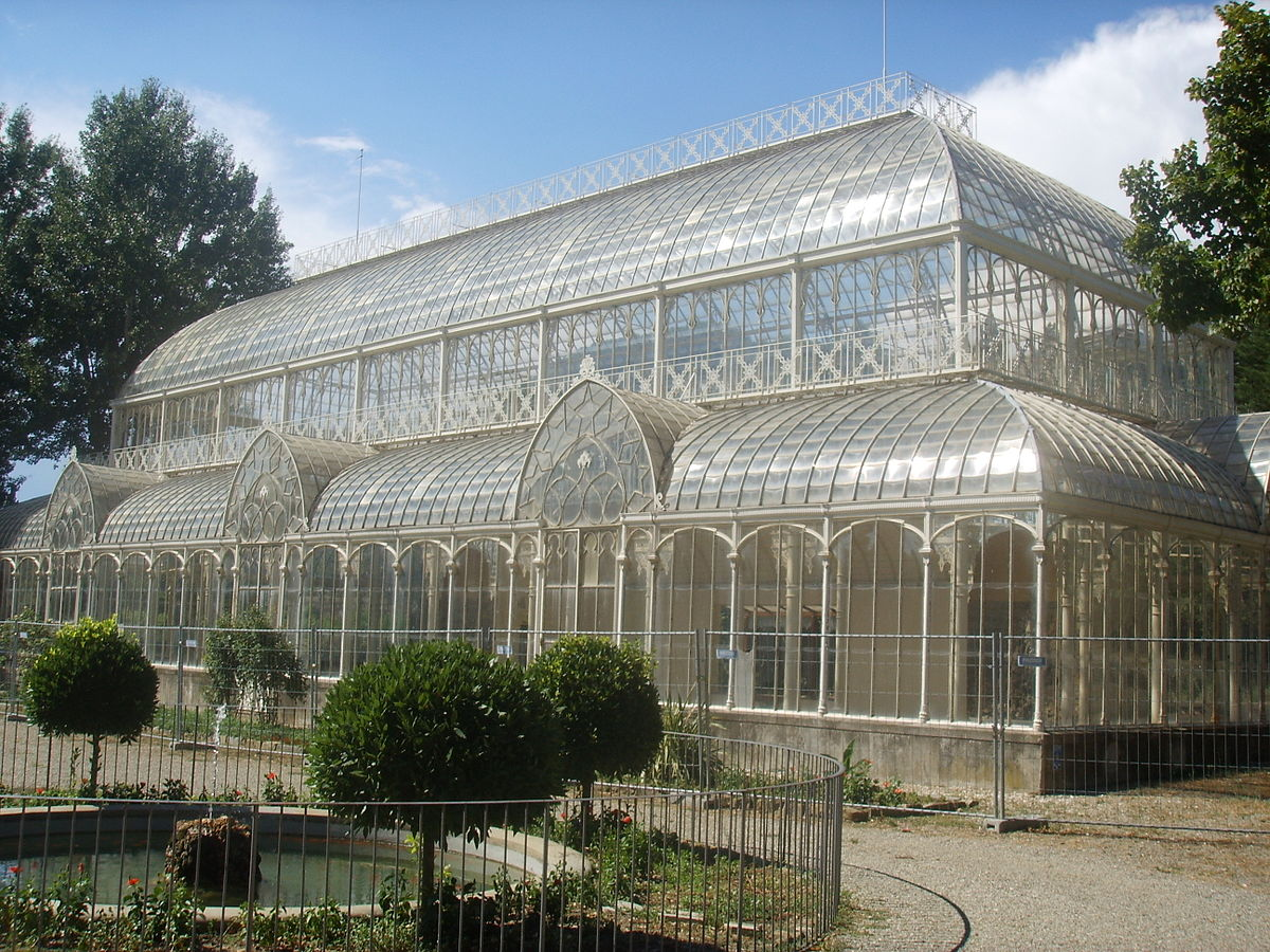 Serra wikipedia for Giardini francesi