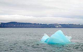 Storfjorden (Svalbard) fjord in Svalbard