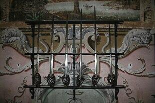 Serie di spade XV-XVII secolo