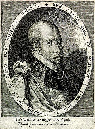 Giovanni Andrea Doria - Giovanni Andrea Doria