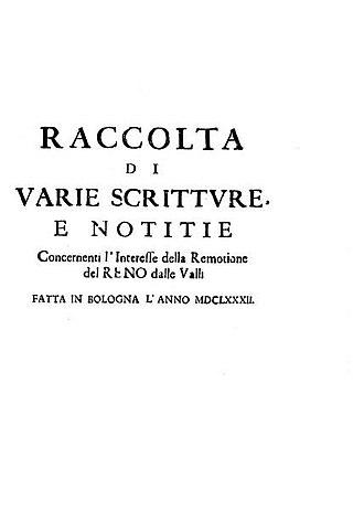 Giovanni Domenico Cassini - Raccolta di varie scritture (1682)