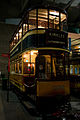 Glasgow tram no 1088 Glasgow Transport Museum.jpg