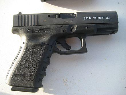 glock serial number