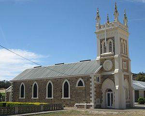 Marananga, South Australia - St. Michael's Gnadenfrei Lutheran Church in Marananga