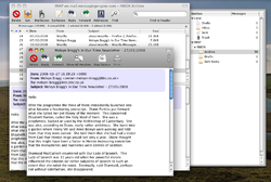 GNUMail on Mac OS X