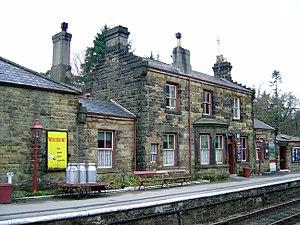 Goathland railway station - Goathland railway station
