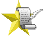 Golden Writing star.png