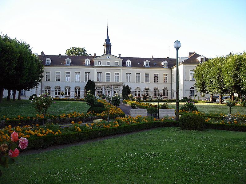 L'Hôtel-Dieu à Gonesse (Val-d'Oise), France