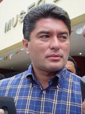 Félix González Canto - Image: Gonzalez Canto