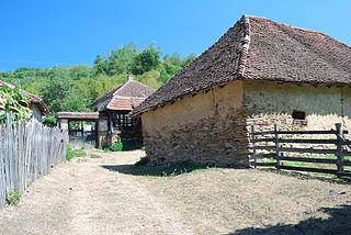 Gornja Crnuća Village in Serbia