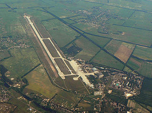 Gostomel Airport - Image: Gostomel airport
