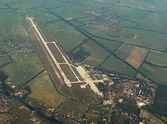 Hostomel Airport - Image: Gostomel airport
