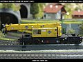 Gottwald Railway Telescopic Crane GS 100.06T DB Bahnbau Kibri 16000 Modelismo Ferroviario Model Trains Modelleisenbahn modelisme ferroviaire ferromodelismo (14396944476).jpg